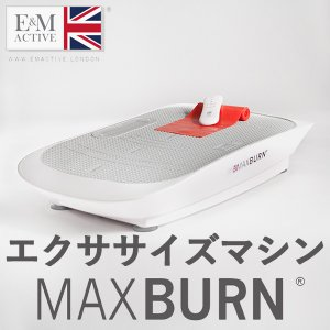 エクササイズマシン E&M MAX BURN FITNESS PLATE マックスバーン フィットネス プレート(bcl)/メーカー直送|flaner-y