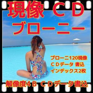 中判カメラ ブローニー カラーィルム現像 CD書込(4B)+ネガインデ+CDインデ|flash99