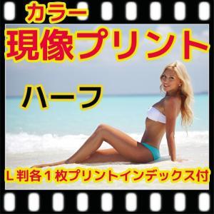 ハーフ カラーフィルム現像+プリント+インデックス フジカラー薬品 |flash99
