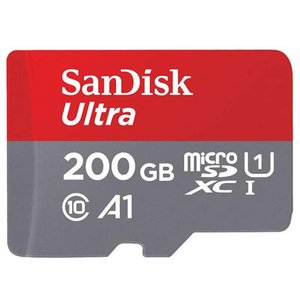 200GB microSDXCカード マイクロSD SanDisk サンディスク Ultra Cla...