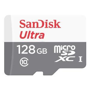 128GB microSDXCカード マイクロSD SanDisk サンディスク Ultra UHS...