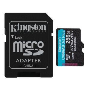256GB microSDXCカード Kingston キングストン Canvas Go Plus ...
