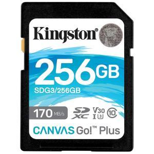 256GB SDXCカード SDカード Kingston キングストン Canvas Go Plus...
