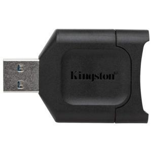 SDカードリーダー USB3.2 Gen1 Kingston キングストン SDXC UHS-I 1...