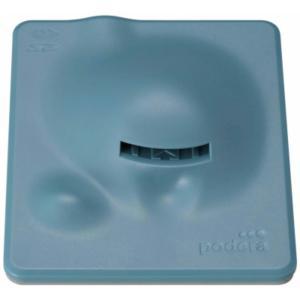 ◇ 在庫処分特価! Podera/ポデラ おしゃれな癒し系便利アイテム! DESKSCAPE カードリーダー・ライター USB2.0 グレー PR-D1-SG ◆宅 flashmemory