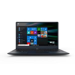 Windows10Pro搭載ノートPC SIMフリー(LTE) 14.1型 WiZ Note KEIAN 恵安  無線LAN Bluetooth4.0 ダークネイビー KIC14LTE ◆宅 flashmemory