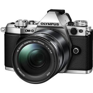 デジタルカメラ ミラーレス一眼 OM-D E-M5 Mark II 14-150mm II レンズキ...
