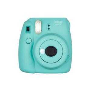 インスタントカメラ チェキ instax mini 8+(プラス) FUJIFILM フジフィルム ミント INS MINI 8PLUS MINT ◆宅|flashmemory