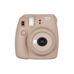 インスタントカメラ チェキ instax mini 8+(プラス) FUJIFILM フジフィルム ココア INS MINI 8PLUS COCOA ◆宅|flashmemory