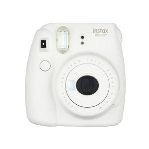 インスタントカメラ チェキ instax mini 8+(プラス) FUJIFILM フジフィルム バニラ INS MINI 8PLUS VANILLA ◆宅|flashmemory