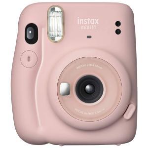 インスタントカメラ チェキ instax mini 11 BLUSH PINK FUJIFILM フ...