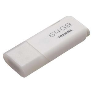 64GB USBメモリー TOSHIBA 東芝 TransMemory USB2.0 キャップ式 ホ...