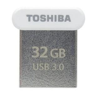 32GB USBメモリー USB3.0 TOSHIBA 東芝 TransMemory U364 R:120MB/s 超小型サイズ 海外リテール THN-U364W0320C4 ◆メ|flashmemory
