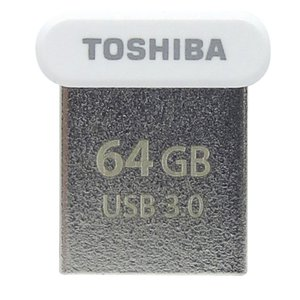 64GB USBメモリー USB3.0 TOSHIBA 東芝 TransMemory U364 R:...