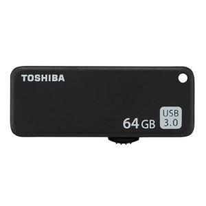 64GB USBメモリー USB3.0 TOSHIBA 東芝 TransMemory U365 R:...