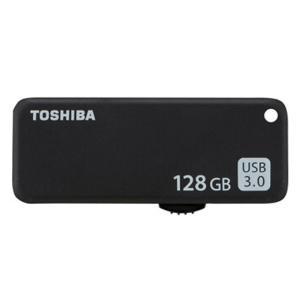 128GB USBメモリー USB3.0 TOSHIBA 東芝 TransMemory U365 R...