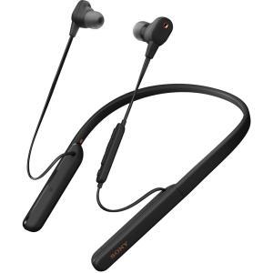 Bluetoothワイヤレスヘッドホン 高音質ネックバンドモデル SONY ソニー ノイズキャンセリ...