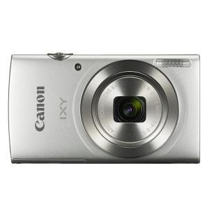 デジタルカメラ IXY200 Canon キヤノン 光学8倍 プログレッシブファインズーム16倍 2000万画素 高速オートフォーカス シルバー 1807C001 IXY200 (SL) ◆宅|flashmemory