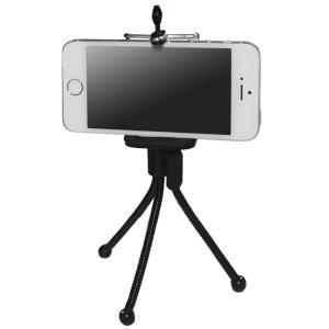リモートセルフィスタンド Bluetoothシャッターボタン 平野商会 三脚・スマホホルダー(5.5...