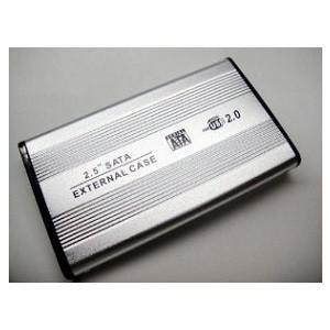TFTEC/変換名人 HDDケース USB2.0接続 2.5インチSATA対応 HC-S25/U2 ...