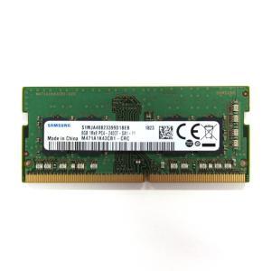 8GB Samsung サムスン純正 ノートPC用 DDR4-2400 PC4-19200 260Pin SODIMM non-ECC 1.2V バルク M471A1K43CB1-CRC ◆メ|flashmemory