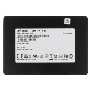 512GB SSD 内蔵型 Micron マイクロン 3D TLC 2.5インチ 7mm厚 SATA3 6Gb/s R:530MB/s W:500MB/s バルク MTFDDAK512TBN-1AR1ZABYY ◆メ|flashmemory