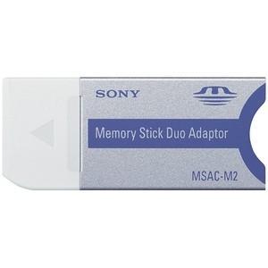 SONY/ソニー メモリースティックDuo アダプター MSAC-M2 ◆メ|flashmemory