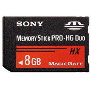 8GB SONY/ソニー メモリースティック PRO-HGデュオ HX 高速転送 最大R:50MB/s 海外リテール MS-HX8B/T1 ◆メ|flashmemory