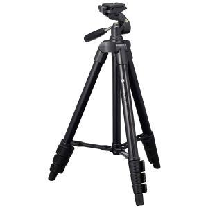 三脚 軽量4段 カメラ・ビデオカメラ用 キング フォトプロ Fotopro 三脚 小型 3ウェイ雲台...