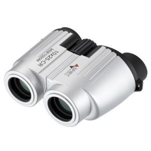 コンパクトで持ち運びに便利】 NASHICA ナシカ 10倍双眼鏡 プラスティックメタリック塗装 10x25CR-GC ◆宅|flashmemory