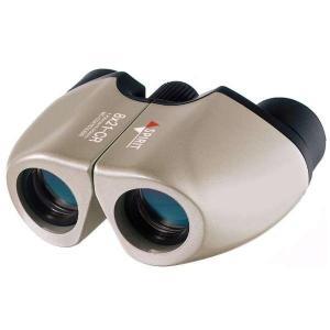 8倍双眼鏡 オペラグラス NASHICA ナシカ光学 SPIRIT 超軽量 コンパクト設計 チタンカラー 8x21CR-MC ◆宅|flashmemory
