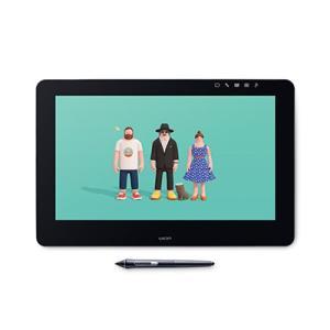 液晶ペンタブレット 15.6型 4K液晶 WACOM ワコム ガラス仕上げのタッチスクリーン 8192レベル筆圧 Cintiq Pro 16 DTH-1620/K0 ◆宅 flashmemory