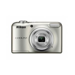 コンパクトデジタルカメラ COOLPIX A10 Nikon ニコン 1614万画素 光学5倍ズーム 単3形電池式 シルバー COOLPIXA10SL ◆宅|flashmemory