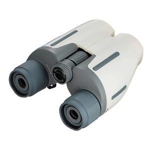双眼鏡 15-60倍ズーム 28口径 Kenko ケンコー・トキナー V-TEX ポロプリズム式 15-60×28MC ホワイト VT-1560 ◆宅|flashmemory