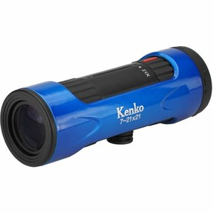 ズーム単眼鏡 7-21倍 Kenko ケンコー・トキナー ウルトラビューI 最大21倍 レンズ口径2...