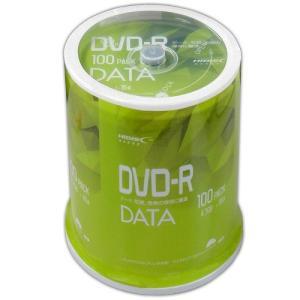 HI-DISC ハイディスク データ用 DVD-R 4.7GB 16倍速 100枚スピンドル ホワイ...