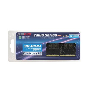 4GB DDR4 ノート用メモリ CFD Panram DDR4-2133 PC4-17000 260pin CL15 SO-DIMM 1.2V D4N2133PS-4G ◆メ 風見鶏