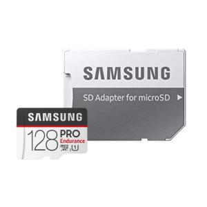 128GB microSDXCカード マイクロSD Samsung サムスン PRO Endurance Class10 UHS-I U1 R:100MB/s W:30MB/s SDアダプター付 海外リテール MB-MJ128GA/CN ◆メ|flashmemory