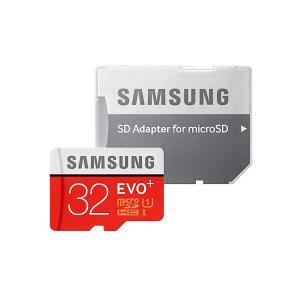32GB microSDHCカード マイクロSD Samsung サムスン EVO Plus Cla...