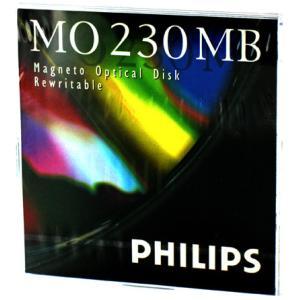 PHILIPS 32P  1枚(230MB Unformat ) 3.5インチMOディスク|flashstore