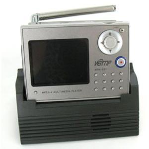 カメラ機能も備えたTV/ビデオ/音楽データ対応の携帯型マルチプレーヤーV@MP MPM-101  NHJ flashstore