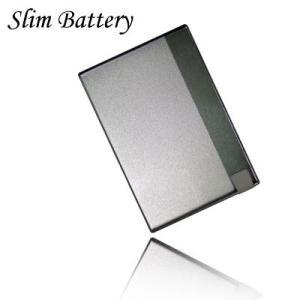 POWER CARD Slim 名刺サイズの軽量モバイルバッテリー microUSB一体型 BP003S|flashstore