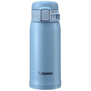 *受発注*象印 ステンレスボトル SM-SE型 36サイズ(0.36L) ライトブルー SM-SE3...