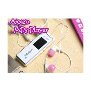 Axxen MP3プレイヤー Pleigo X3 FM 2GB flashstore