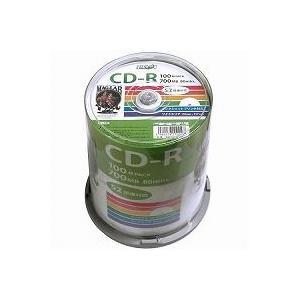 HIDISC データ用 CD-R 700MB 1...の商品画像