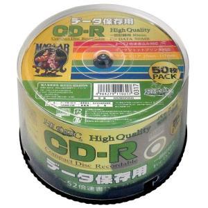 <High Quallty PRINCO製>HIDISC CD-R 700MB 50枚スピンドル 52倍速 プリンタブル HDCR80GP50HQ|flashstore