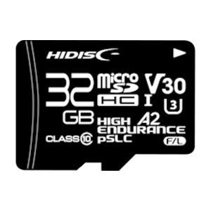 HIDISC 産業向けpSLC microSD32GB flashstore