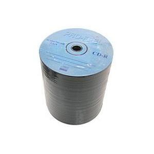 【激安エコパック】 CD-R 700MB 100枚 52倍速対応 簡易包装 PF CDR700 52X100PM スーパーセール|flashstore