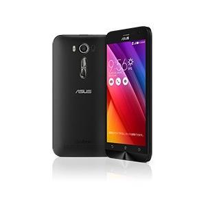 【リファービッシュ品】ASUS SIMフリースマートフォン ZenFone 2 Laser(Qualcomm Snapdragon 410/メモリ 2GB)16GB ブラック ZE500KL-BK16|flashstore
