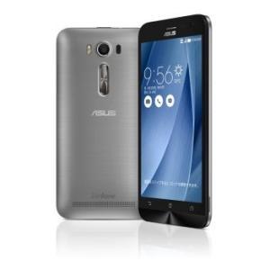 【リファービッシュ品】ASUS SIMフリースマートフォン ZenFone 2 Laser 16GB グレー ZE500KL-GY16|flashstore